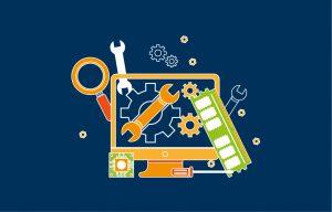 سخت افزارهای رایانه ای، برق قدرت، الکترونیک، کنترل و مخابرات